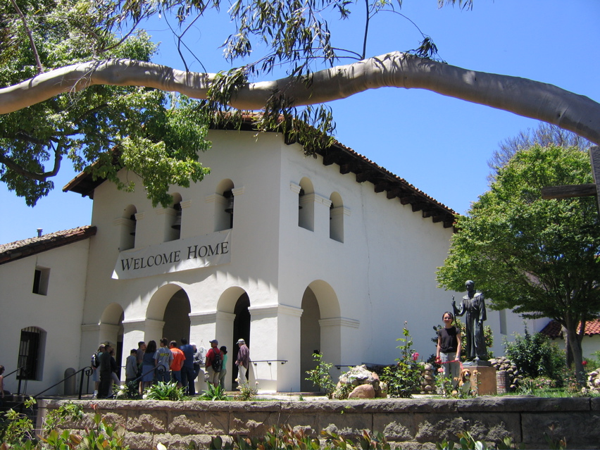 mission san luis obispo de tolosa essay The mission san luis obispo de tolosa is smaller than some of the others in the state the mission san juan capistrano is real nice one for the school project.